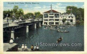 Riverside Boat House - Wichita, Kansas KS