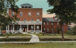 PORT DOVER , Ontario , 1921 ; Orchard Beach House