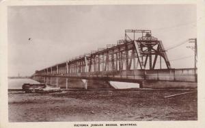 RP, Victoria Jubilee Bridge, Montreal, Quebec, Canada, 1920-1940s