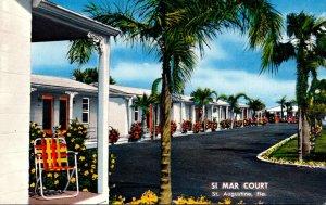 Florida St Augustine Si Mar Court
