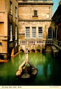 England Bath The Kings Bath