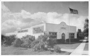 Davenport Florida~Taylor's Tropical Sweets~Citrus Candy Factory~1950s B&W Pc