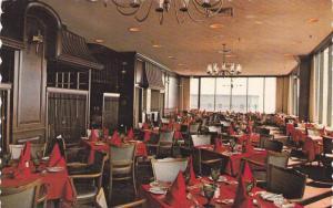 Interior of Le Carignan Restaurant, Overlooks St. Lawrence River, Trois-Rivie...