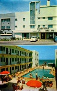 Florida Miami Beach Seabrook Hotel & Apartments 1959