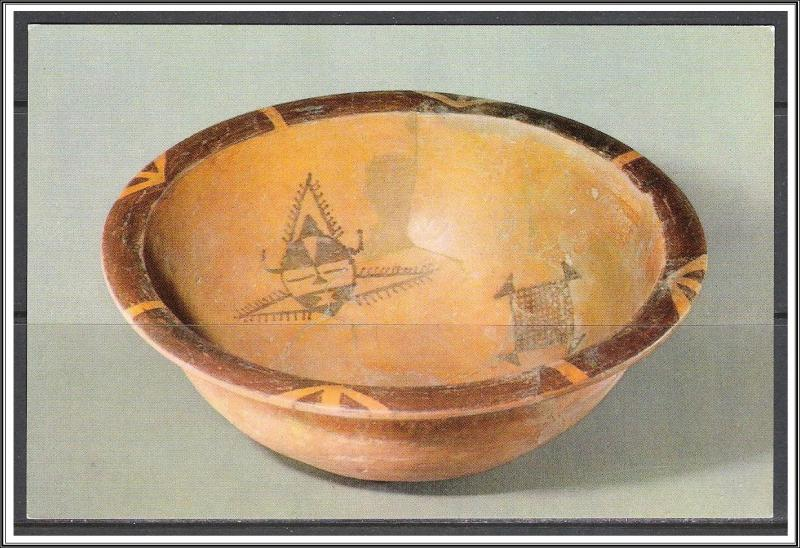 China Relics - Painted Basin Neolithic Age - [FG-031]