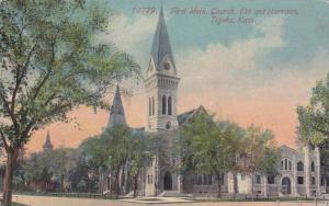 First Methodist Church, Topeka, Topeca, Kansas, 00-10´s