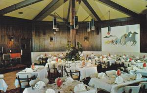 Andy's Circle Inn Motor Motel , CALGARY , Alberta , Canada , 50-60s dining room