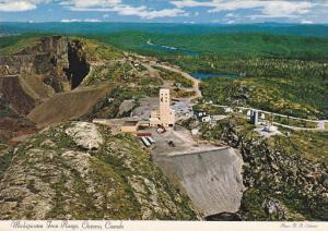 Scenic view,  Michipicoten Iron Range,  Michipicoten,  Ontario,  Canada,  50-70s