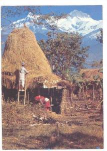 Mt Annapurna , NEPAL , 70-80s