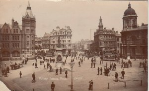 RP: HULL , England , 1907 ; Victoria Square