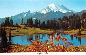 Tipsoo Lake - Washington