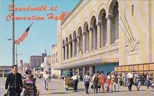 New Jersey Atlantic City Boardwalks At Convention Hall