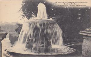 Le PARC DE SAINT-CLOUD , France , 00-10s ; Les Grandes Eaux
