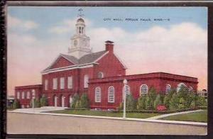 MN Fergus Falls City Hall