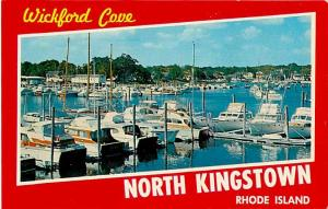 Wickford Cove North Kingstown Rhode Island RI Chrome PC