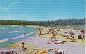 Canada Beach at Inverhuron Provincial Park Lake Huron Port Elgin Ontario