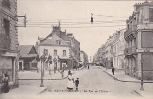 France Saint Nazaire La Rue de l'Ocean