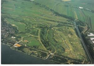 postcard The Netherlands Golfbean Zeegersloot, Alphen aan den Rign