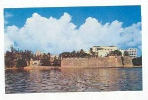 Greetings, Part Of The Old Wall, San Juan, Puerto Rico, 1940-1960s