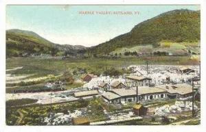 Bird's Eye View, Marble Valley, Rutland, Vermont, 00-10s