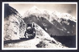 Train Leaving Tunnel