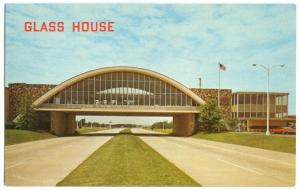 Glass House Restaurant, Will Rogers Turnpike, Oklahoma