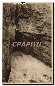 Old Postcard The Devil's Hole Jersey