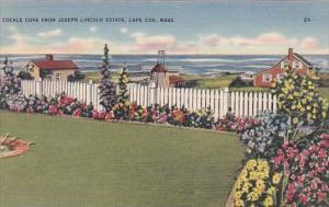 Cockle Cove From Joseph Lincoln Estate Cape Cod Massachusetts
