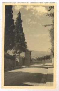RP  Firenze, Italy 1910-30s   Via Torre al Gallo