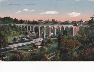 Luxemburg La Passerelle