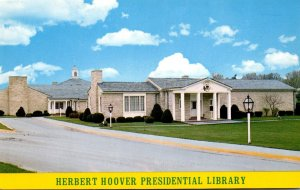 Iowa West Branch Herbert Hoover Presidential Library