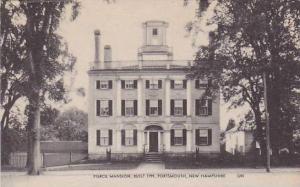 Pierce Mansion, Portsmouth, New Hampshire, 00-10s