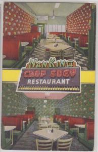 Nan King Restaurant, Milaaukee WI