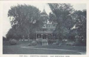 Massachusetts East Northfield Seminary East Hall Albertype