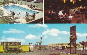 California Costa Mesa Coral Reef Motel & Swimming Pool