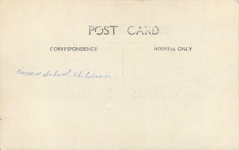 Accra British Colony Ghana Gold Coast Empire Day 1925 Real Photo Postcard
