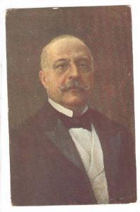 Antonio Salandra- Conservative Italian Politician, 33rd Prime Minister of Ita...