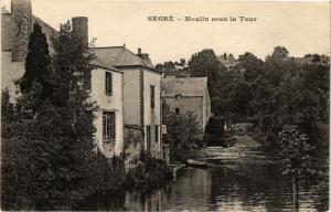 CPA SEGRE - Moulin sous la Tour (207344)
