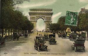 CPA Paris 9e (Dep. 75) Rue de la chaussée d'Antin (80188)
