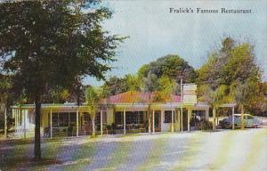 Florida Mount Dora Fralick's Restaurant