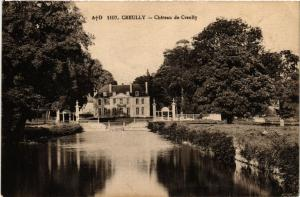 CPA CREULLY - Chateau de Creuily (515978)