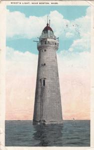 BOSTON , Massachusetts , 1928 ; Minot's Lighthouse