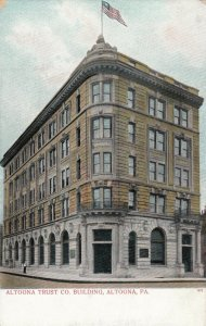 ALTOONA, Pennsylvania, 1901-07 ; Altoona Trust Co. Building