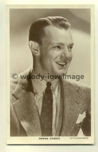 b0023 - Film Actor - Dennis O'Keefe - Picturegoer Postcard 1272