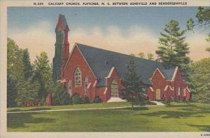 North Carolina Fletcher Calvary Church