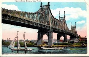 New York City The Queensboro Bridge