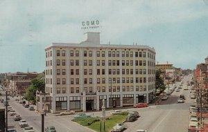 HOT SPRINGS ,  Arkansas , 1962 ; The Como Hotel