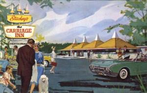 Stuckey's Carriage Inn-Eastman, Ga, USA Restaurant & Diner Postcard Postcards...