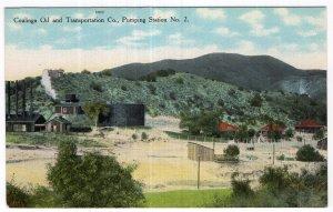 Coalinga Oil and Transportation Co. Pumping Station No. 2
