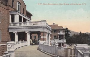 N.Y. State Sanatorium, Ray Brook, Adirondacks, New York, 00-10s